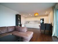 3 bedroom apartment on 15th floor Private Balcony, £350PW, available End of March, Bow E3 - SA