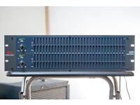 DBX 1231 Professional Dual Channel 31 Band Graphic Equalizer - Excellent condition!