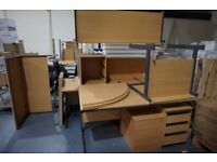 Office Clearance - Old Furniture