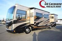 2009 Damon Astoria 3776 3 extensions Classe A 39 pieds Pusher -