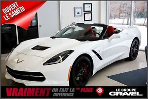 2016 Chevrolet Corvette Z-51 !! 17 000$ DE RABAIS !!! INCROYABLE