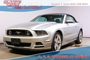 2014 Ford Mustang GT RWD CUIR DÉCAPOTABLE A/C