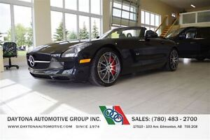 2014 Mercedes-Benz SLS AMG GT AMG 1 OWNER LOCAL NO ACCIDENTS