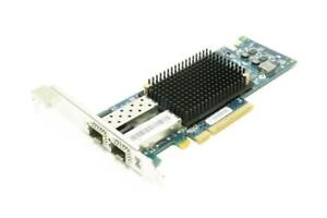 IBM 10GB/s Dual Ethernet Network Interface Card - PCI-e 2.0 x8 - 49Y7942