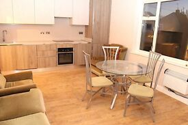 Newly refurbished one bedroom flat - rent includes bills