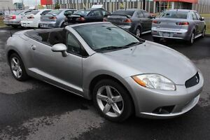 2009 Mitsubishi ECLIPSE SPYDER CONVERTIBLE+A/C+MAGS 17''