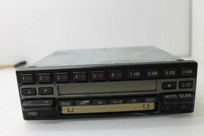 Mercedes W140 W126 124 Radio Autoradio Kassette Becker Mexico A0028209886 BE1436