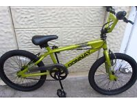 bike bmx Donnay DBMX2 20inch wheels / ex display