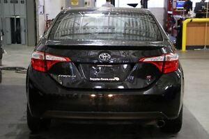 2014 Toyota Corolla S UPGRADE MOONROOF ALLOY WHEELS BACKUP CAEMR London Ontario image 5