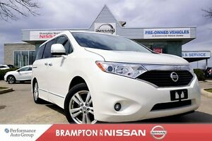 2012 Nissan Quest 3.5 SL *DVD|Heated seats|Leather*