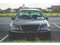 Honda civic coupe SR 1.6 EJ8 modified rare