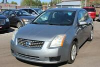 2007 Nissan Sentra 2.0 S One Owner Accident Free!