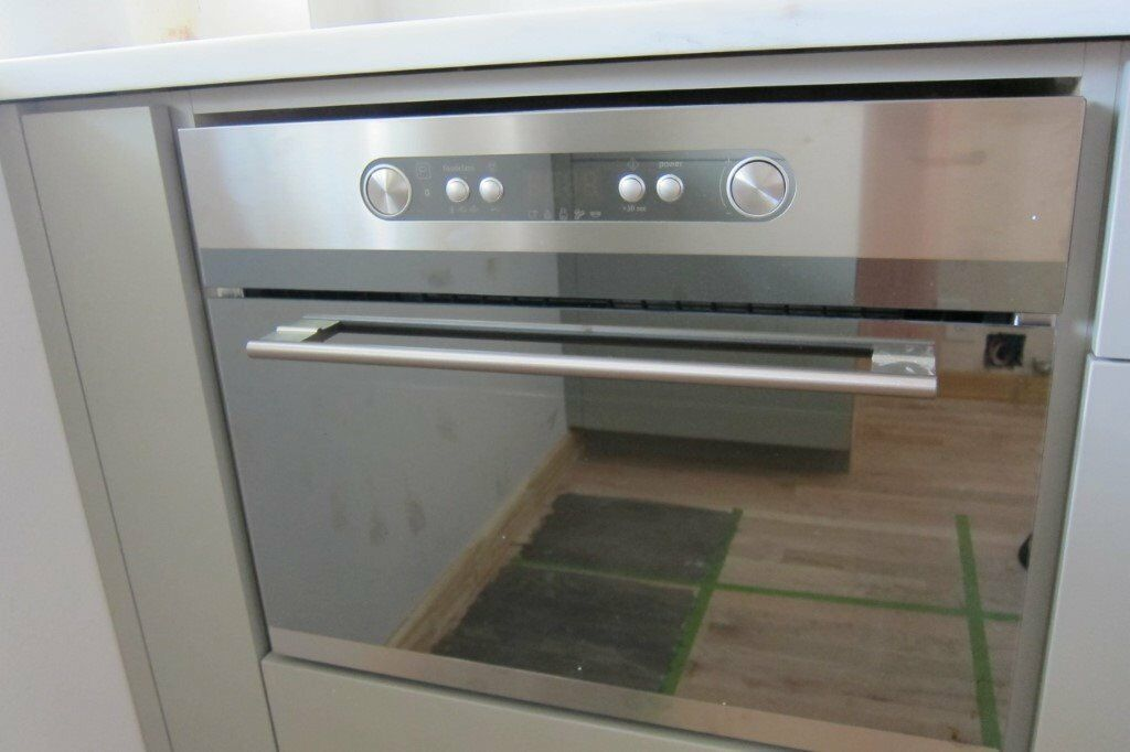 Integrated oven and grill in fishponds bristol gumtree for Who makes ikea microwaves
