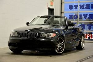 2009 BMW 135 i CONVERTIBLE M PACKAGE  CUIR MAGS