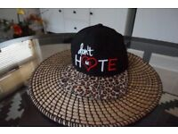 "Fresh Ego Kid ""Don't hate me"" Snapback 