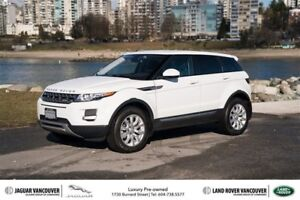 2015 Land Rover Range Rover Evoque Pure *Certified Pre-Owned!