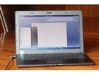 Sony VAIO VPC-X11S1E Laptop/Notebook