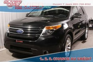 2012 Ford Explorer Limited 4X4 CUIR TOIT MAGS CAMÉRA NAV TOIT 7
