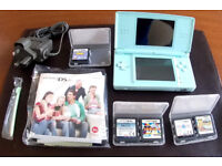 2 Nintendo DS Lite, LX. 10 Games, 2 cases £60.