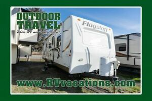 2011 Forest River FLAGSTAFF 831RKSS