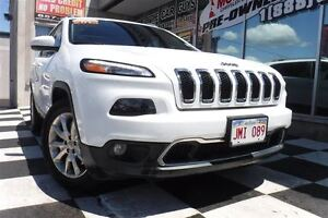 2015 Jeep Cherokee Limited | Heated Seats | Backup Camera |