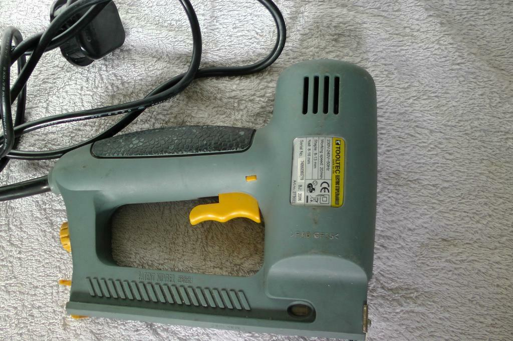 Image result for electric staple gun