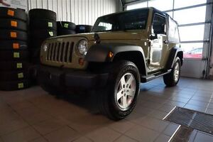 2013 Jeep Wrangler Sport AUTOMATIC,A/C,MAGS,JAMAIS ACCIDENTÉ