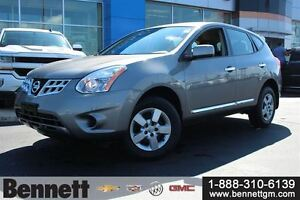 2012 Nissan Rogue S Auto + Great on Gas