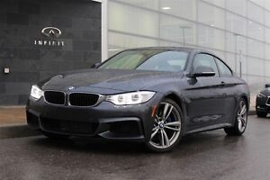 2014 BMW 435i EXECUTIVE PACKAGE, M PERFORMANCE PACKAGE II,ACTIVE