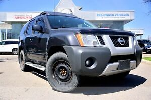 2010 Nissan Xterra Off Road *Bluetooth AWD Power package*