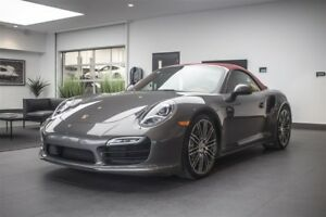 2014 Porsche 911 Turbo PDK Sport Chrono Pack