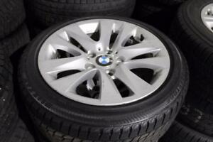 BMW 3-Series (06-13) winter tires + rims