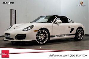 2011 Porsche Boxster Spyder PDK