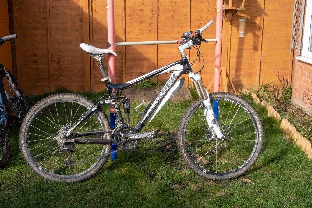 """23e2c0172a7 Trek Fuel EX 8 Full Suspension MTB bike mountain 26""""   in ..."""
