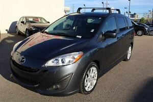 2012 Mazda MAZDA5 GT 6SPEED *LEATHER* SUNROOF *CERTIFIED PREOWNE