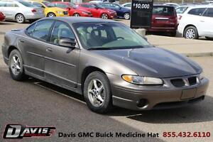 2003 Pontiac Grand Prix GT Cruise control! Aftermarket Wheels!