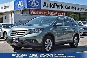 2013 Honda CR-V TOURING | ONLY 330 000 KM | NAVIGATION | LEATHER