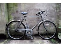PEUGEOT TRADITION, 22.5 inch, vintage gents dutch style traditional road bike, 3 speed