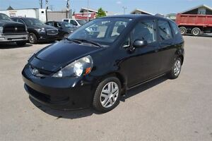 2007 Honda Fit LX AUTO A/C POWER OPTIONS