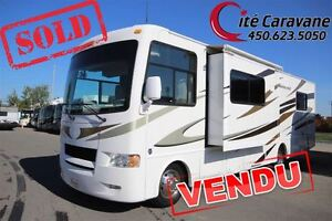 2011 Four Winds Hurricane 31D 2011 2 extensions  RV / VR Classe.