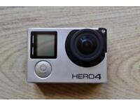 GoPro Hero 4 Silver £65