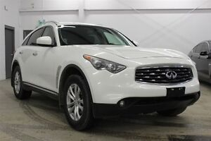 2009 Infiniti FX35 Premium - Local SK Unit, PST paid, Accident f