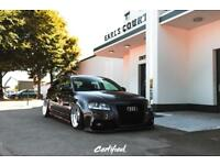2008 1.9tdi AUDI A3 8P 3 DOOR LAVA GREY, AIRLIFT PERFORMANCE, IMMACULATE CONDITION