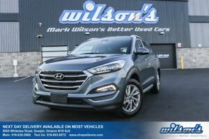 2017 Hyundai Tucson PREMIUM AWD! HEATED STEERING+FRONT+REAR SEAT