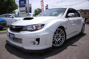 2011 Subaru Impreza WRX STI SportTech