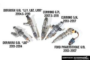 We Buy Diesel Injectors, FICM, CP3, Injection Pumps & Engines Prince George British Columbia image 2