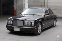 2001 Bentley Arnage Top Pedigree - Perfect History Canadian Car