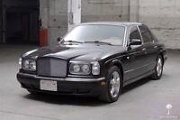 2001 Bentley Arnage Top Pedigree - Perfect History Canadian Car