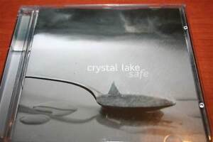 CRYSTAL LAKE Safe !!!! VERY RARE PROG FROM POLAND - <span itemprop='availableAtOrFrom'>Poznan, Polska</span> - CRYSTAL LAKE Safe !!!! VERY RARE PROG FROM POLAND - Poznan, Polska