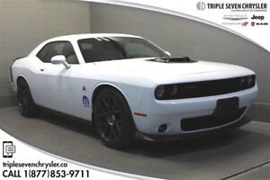 2016 Dodge Challenger Scat Pack Only 2000 KM!  Save Thousands!